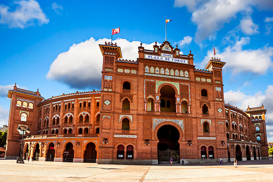 Image result for Plaza de Toros de Las Ventas